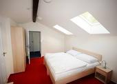 Podkroví - dvoulůžkový pokoj