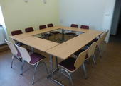 Meeting room for 14 people